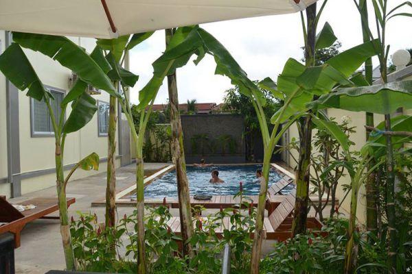 Bliss Villa Siem Reap