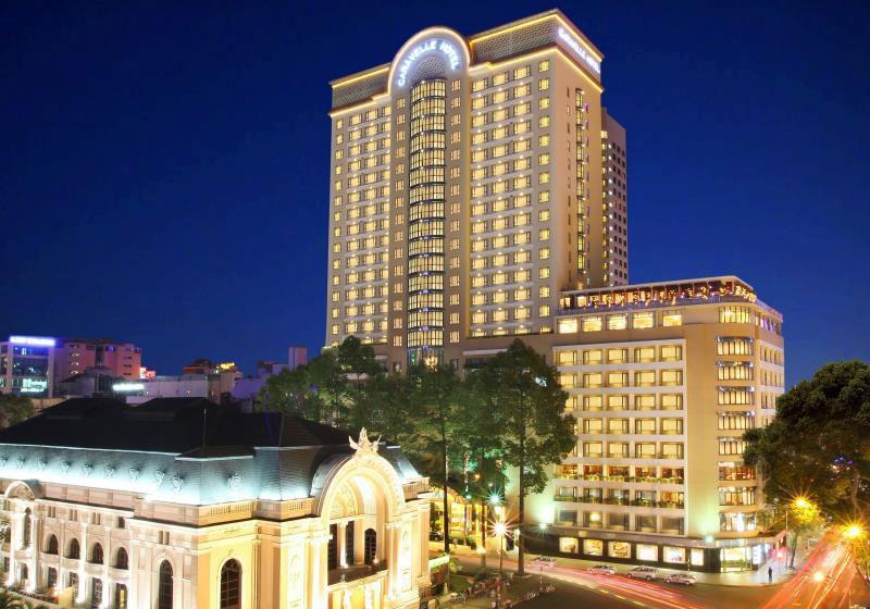 Caravelle Saigon Hotel Ho Chi Minh