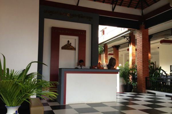 Central Boutique Angkor Hotel Siem Reap