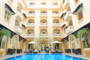 Central Mansions Serviced Apartment Phnom Penh