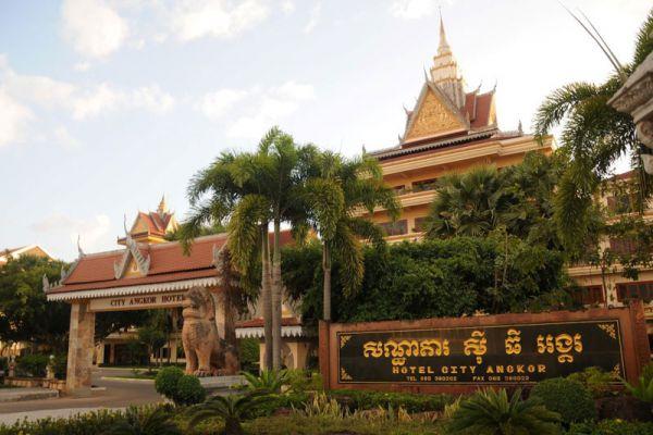 City Angkor Hotel Siem Reap