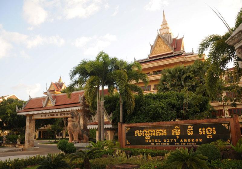 City Angkor Hotel : Siem Reap Accommodations Reviews