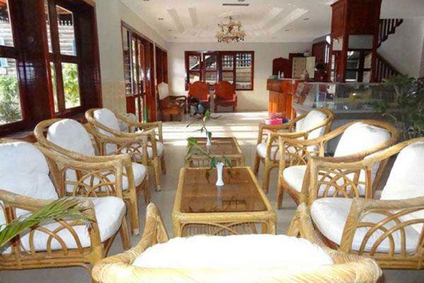 Damnak Riverside Hotel Siem Reap