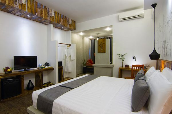Double Leaf Boutique Hotel Phnom Penh