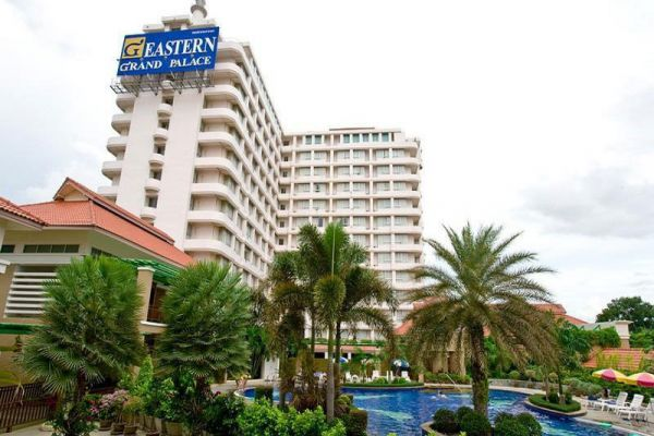 Eastern Grand Palace Hotel Pattaya