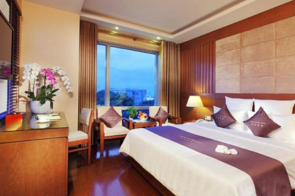EdenStar Saigon Hotel Ho Chi Minh