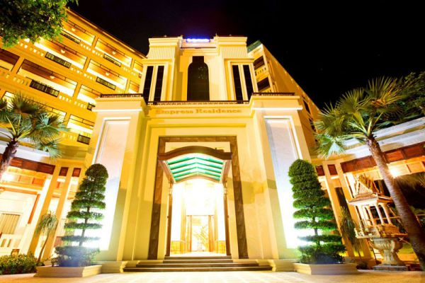 Empress Residence Resort & Spa Siem Reap