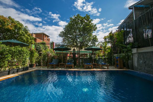 Friendly Angkor Boutique Hotel Siem Reap