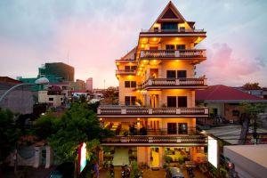 G Eleven Hotel Phnom Penh