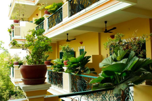 Golden Banana Bed & Breakfast and Boutique Hotel Siem Reap