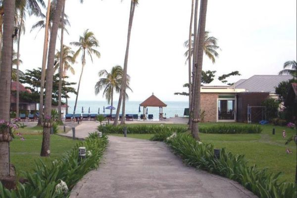Golden Sand Beach Resort Samui