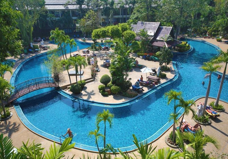 Green Park Resort Pattaya