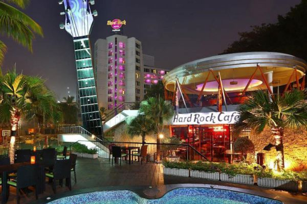 Hard Rock Hotel Pattaya