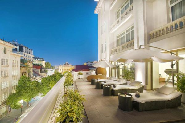 Hotel De L Opera MGallery Collection Hanoi