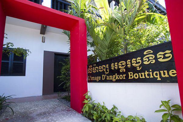 Image d'Angkor Boutique Hotel Siem Reap