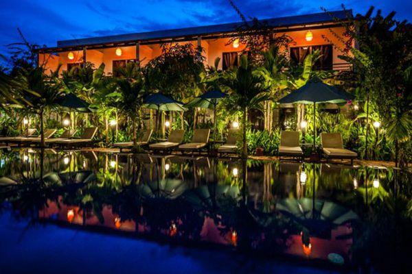 La Niche D'Angkor Boutique Hotel Siem Reap