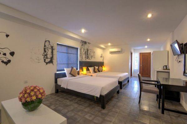 La Residence Blanc D' Angkor Siem Reap
