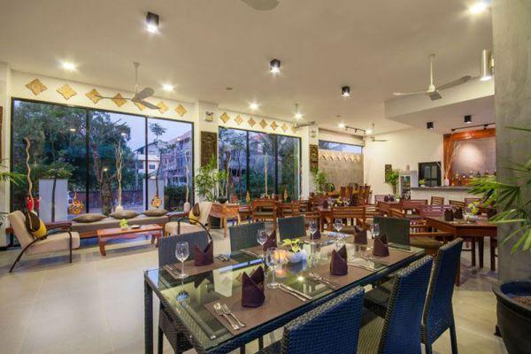 Landing Gold Villa Siem Reap