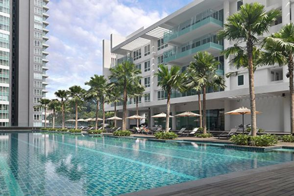 Lanson Place Bukit Ceylon Serviced Residences Kuala Lumpur