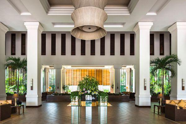 Le Meridien Angkor Hotel Siem Reap
