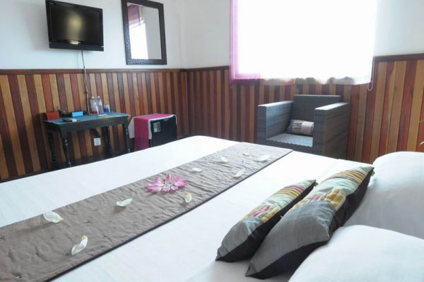 Le Tigre Hotel Siem Reap