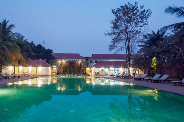 Lotus Blanc Resort Siem Reap