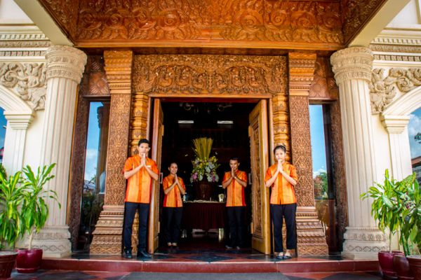 Majestic Oriental Hotel Siem Reap