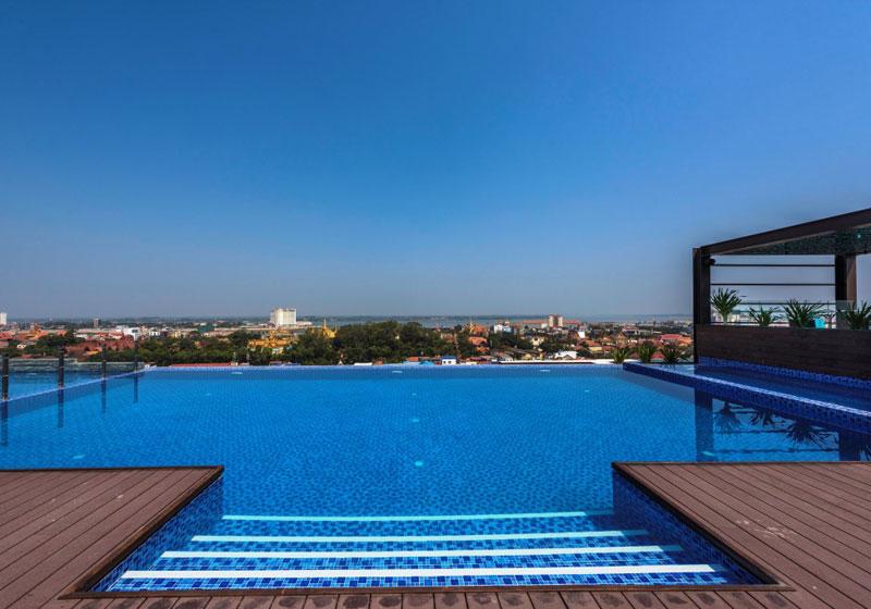 Maline Exclusive Serviced Apartments Phnom Penh