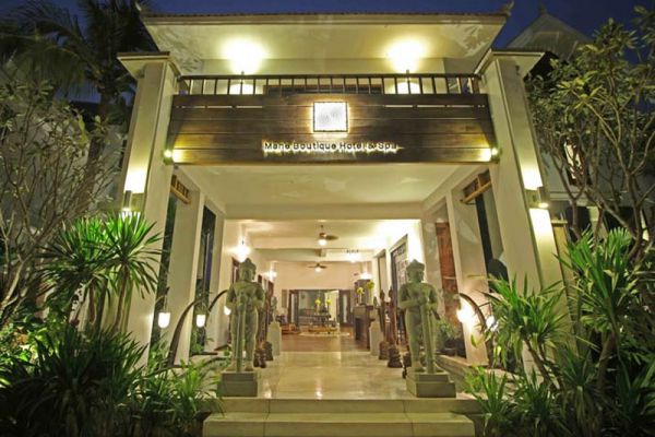 Mane Boutique Hotel & Spa Siem Reap