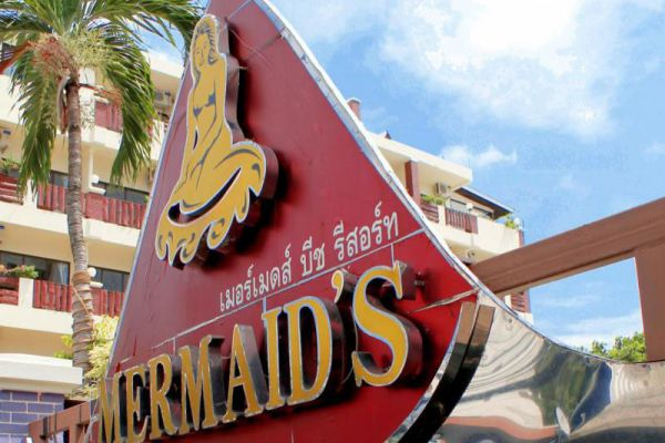 Mermaids Beach Resort Pattaya