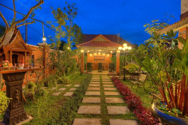 My Unique House Boutique Villa Siem Reap