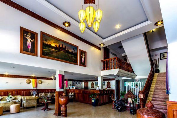 Nikkivinsi Boutique Villa Siem Reap