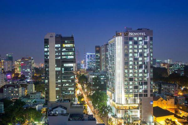Novotel Saigon Centre Hotel Ho Chi Minh