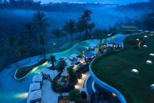 Padma Resort Ubud Bali