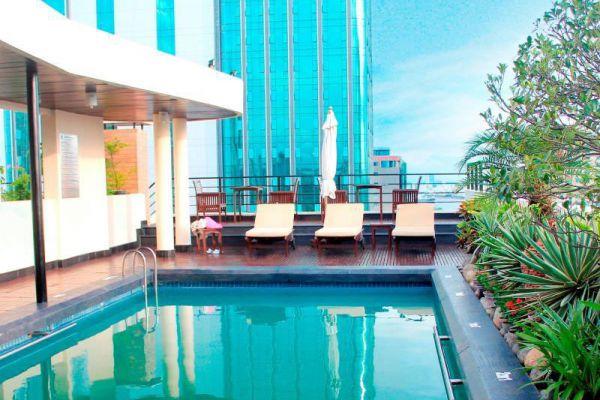 Palace Hotel Saigon Ho Chi Minh