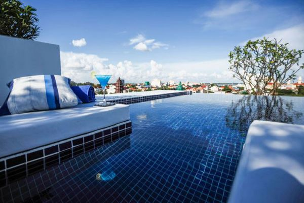 Patio Hotel & Urban Resort Phnom Penh