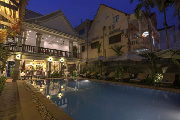 Popular Boutique Hotel Siem Reap