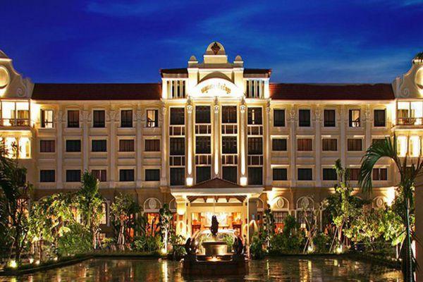 Prince D' Angkor Hotel & Spa Siem Reap Cambodia
