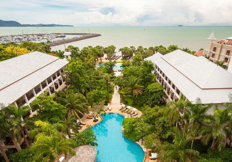 Ravindra Beach Resort & Spa Pattaya