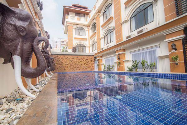 Reaksmey Chanreas Hotel Siem Reap