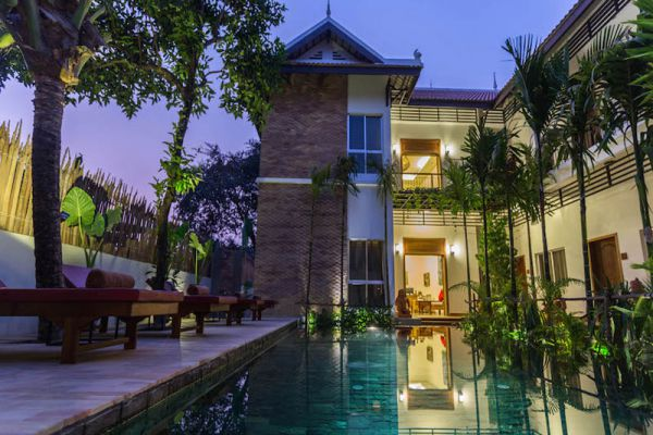 River Bay Villa Siem Reap