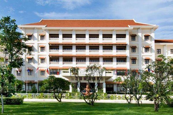 Royal Angkor Resort & Spa Siem Reap