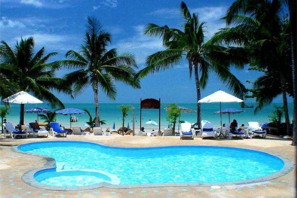 Seascape Beach Resort Samui