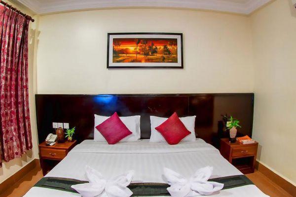 Siem Reap Niche Hotel Cambodia