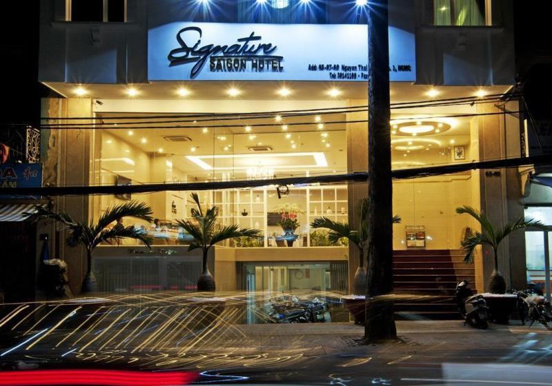 Signature Saigon Hotel Ho Chi Minh