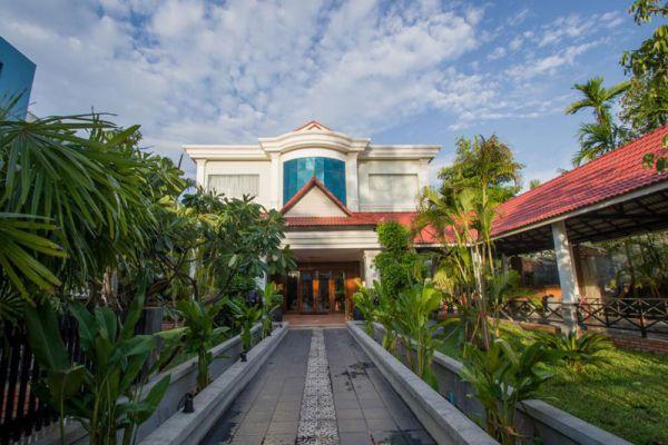 Silk D' Angkor Boutique Hotel Siem Reap