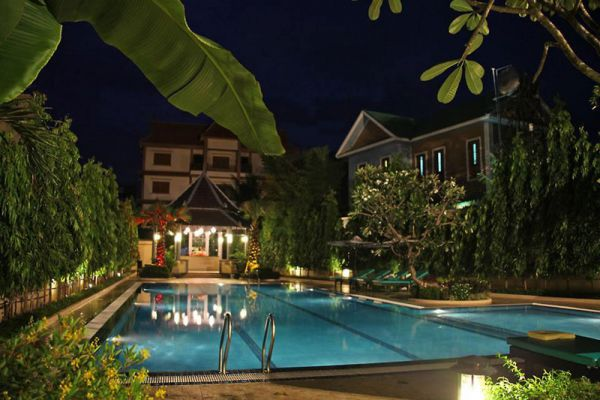 Starry Angkor Hotel Siem Reap