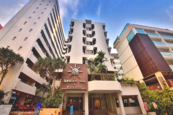 Sunshine Hotel & Residences Pattaya