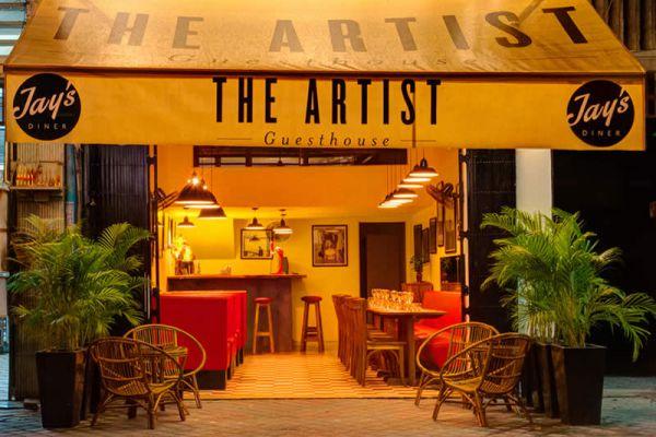 The Artist Guesthouse Phnom Penh