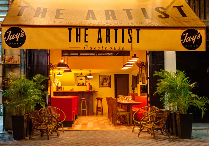 The Artist Guesthouse Phnom Penh